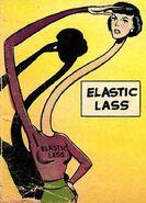 Elastic lass