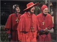 Spanish Inquisition Monty Python