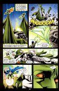 Superman Lifts Eternity
