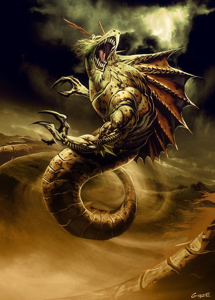Wanderer1675/Dragon Deity Physiology