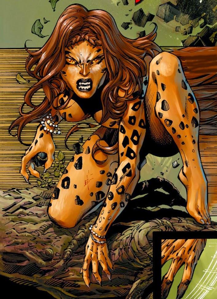 Cheetah Physiology