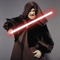 Darth Sidious's Lightsaber
