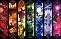 Lantern Corps Affinities