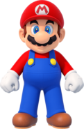 Mario New Super Mario Bros U Deluxe