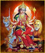 Parvati-Goddess