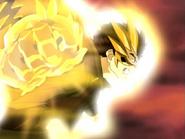 Shell Bullet Burst