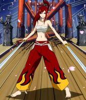 Erza Scarlet (Fairy Tail) Knight
