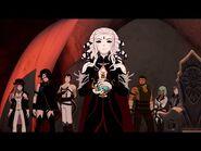 RWBY Vol 8 - Salem's Throne Room (Clip) -1080p-