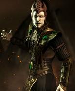 Shinnok wrathful
