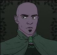Lucius Lorelei Critical Role Moon Cleric