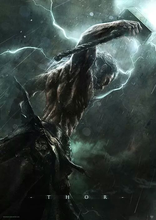 Divine Lightning Manipulation