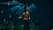 Anesidora replicates Floating Array