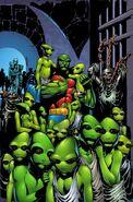 Green Martians