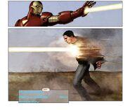 Hard Blasts - Iron Man