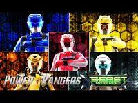All Ranger Morphs in Power Rangers Beast Morphers - Power Rangers Official-2