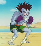 Fangs Dragon Ball