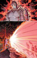 Hand Blast by Ultron