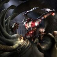 Kratos-gow