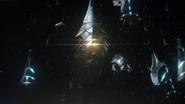 Reaper Fleet awakens (Mass Effect)