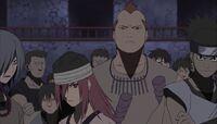 The Soud Four Naruto