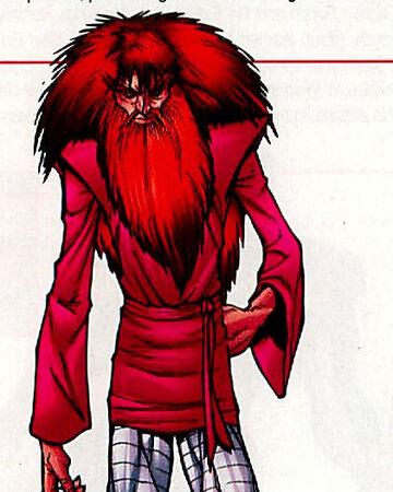 Arize (Mojoverse) from X-Men Earth's Mutant Heroes Vol 1 1 0001.jpg