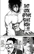 Tokita Ohma's Body (Kengan Ashura)