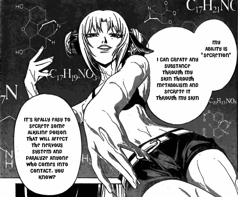 Body Chemistry Manipulation