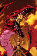 Shao-Lao, the Undying Marvel comics