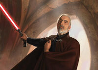 Dark Lord by Count Dooku
