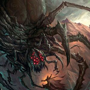 Ungoliant and Melkor.jpg