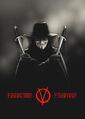 V for Vendetta by Rub a Duckie