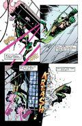 Green Arrow's Endurance and Stamina