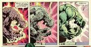 Hulk heal