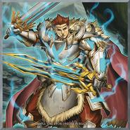 Sacred Noble Knight of King Artorigus