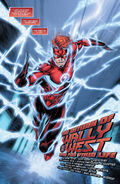 Wally West returns