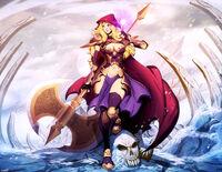 Ascended Warrior