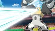 Ash Melmetal Flash Cannon