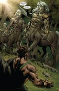 Centaurs (Olympus) from Hercules Vol 4 2