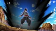 Goku Black Aura