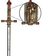 Gryffindor's sword