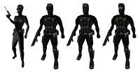 Half-Life Series Black Ops Assassins