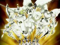 Shaman King X-Laws Archangels