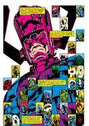 The Face of Galactus