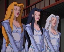 Weird Sisters Gargoyles.png
