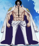 Sengoku shirtless