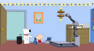 Stewie Griffin's Teleportation Device