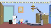 Stewie Griffin's Teleportation Device