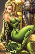 Amora the Enchantress (Marvel Comics)