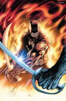 Enhanced Swordsmanship by Batman