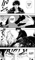 Megumi Fushiguro's Divine Dogs (JUJUTSU KAISEN)